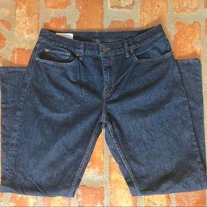 Men's Banana Republic Blue Jeans 35W/32L